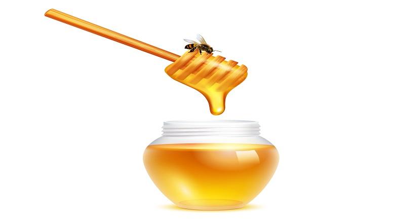 سلامت لثه و دندان با عسل