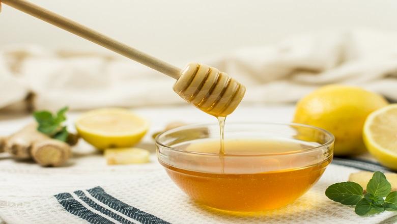 بهبود زخم های سطحی با عسل
