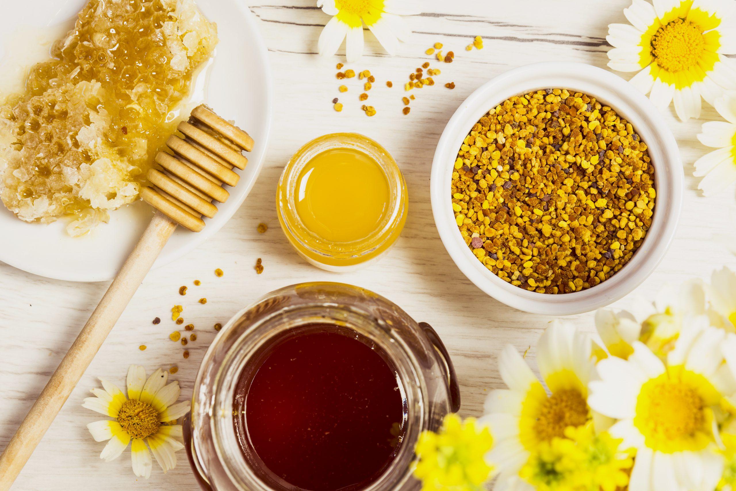 افزایش سطح ایمنی و سلامتی بدن با عسل